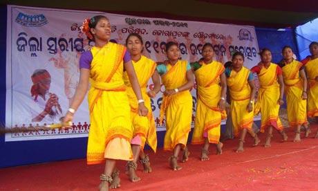 MDG India theatre