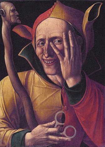 A predecessor of the modern clown, the medieval court jester exemplified the delicate blend of funny and horrifying