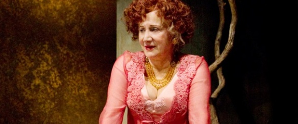 The Milk Train Doesn't Stop Here Anymore, starring  Olympia Dukakis