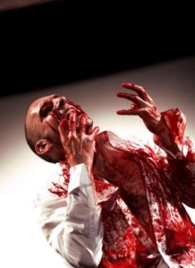 Ralph Fiennes as Oedipus 2008