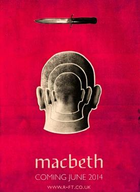 Rift's Macbeth poster