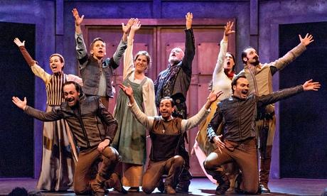 Rakata perform Punishment Without Revenge by Lope de Vega at Shakespeare's Globe
