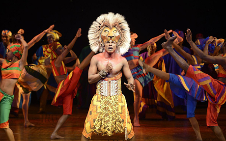 Simba - Nicholas Nkuna and the Original UK touring company.JPG