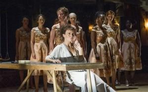 Helen McCrory as Medea, National Theatre