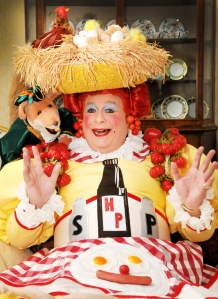 Christopher Biggins in Dick Whittington