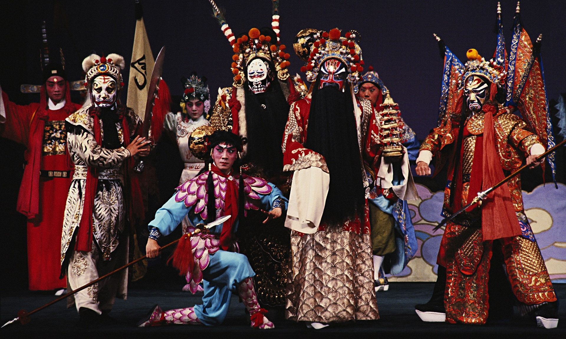 Asian Theatre Traditions | Theatre Room Asia